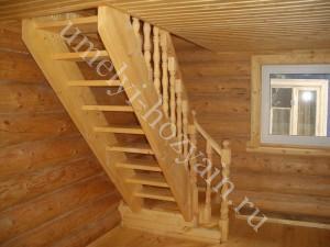 Сделать своими руками винтовую лестницу