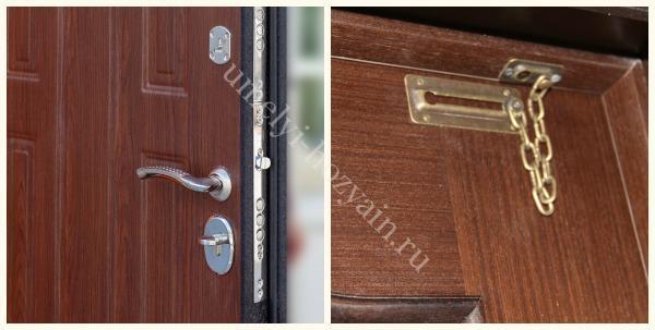 аксессуары для входных дверей